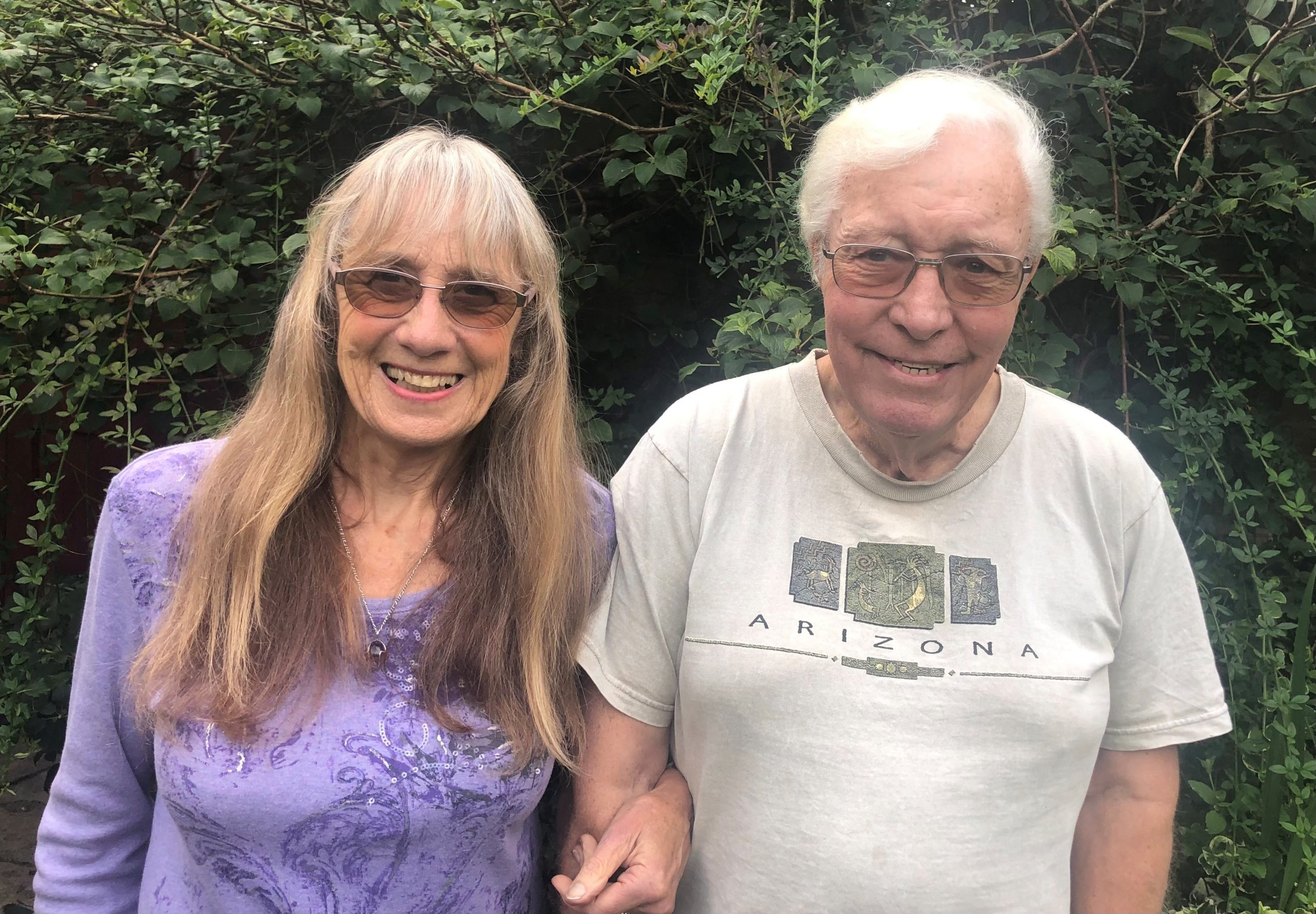 Ron and Judith Thomson
